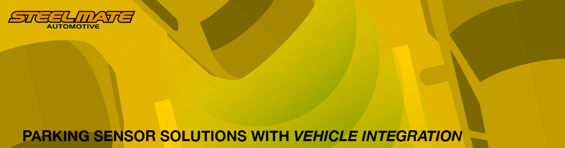 Steelmate vehicle Integration solutions - Parking Sensors